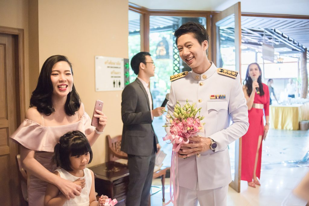 Marry and More Wedding Thailand - Yoyo and Bom
