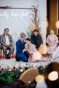 Marry and More Wedding Mew & Phat
