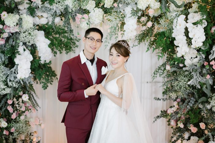 Marry and More Wedding - Ken and Tapaew Cover