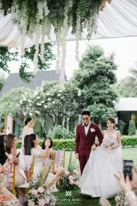 Marry and More Wedding - Ken and Tapaew