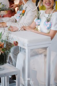 Marry and More Wedding - Feem and Art