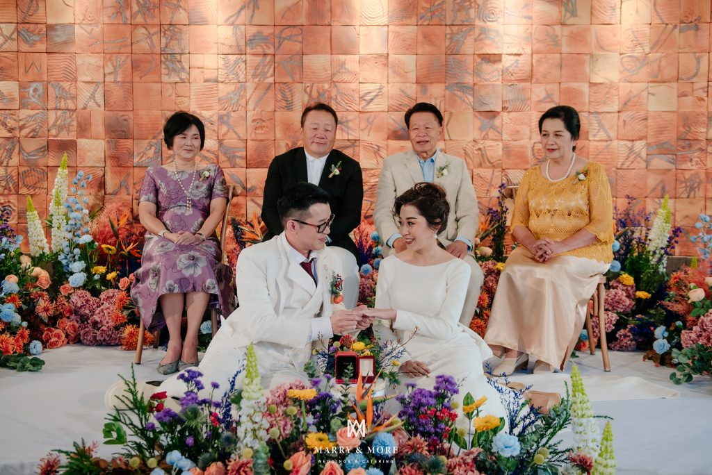Marry and More Wedding - Film and Pan