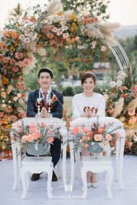 Marry and More Wedding - Fluke and Nong