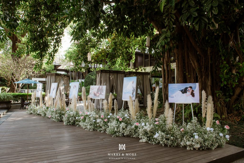 Marry and More Wedding - Pang and Nop